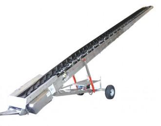 Convoyeur sauterelle mobile inox - Devis sur Techni-Contact.com - 2