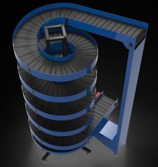 Convoyeur spirale - Devis sur Techni-Contact.com - 2