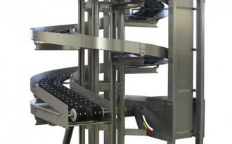 Convoyeur spirale à bande - Devis sur Techni-Contact.com - 3