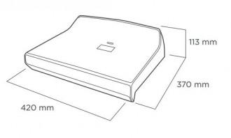 Coques tribune compactes - Devis sur Techni-Contact.com - 2