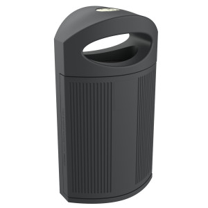 Corbeille de ville recyclable - Devis sur Techni-Contact.com - 1