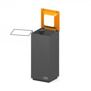 Corbeille en acier Flexible  - Devis sur Techni-Contact.com - 4