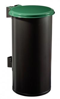 Corbeille tri sélectif 80L - Devis sur Techni-Contact.com - 7