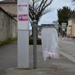 Corbeille ville sur candélabre - Devis sur Techni-Contact.com - 3