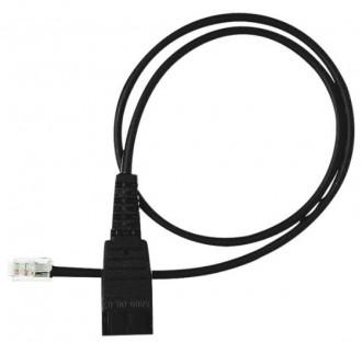 Cordon de connexion pour microcasque GN Netcom - Devis sur Techni-Contact.com - 1