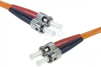 Cordon fibre optique 3 m - Devis sur Techni-Contact.com - 1
