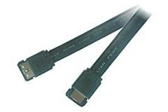 Cordon SATA avec 1 connecteur coudé - Devis sur Techni-Contact.com - 1