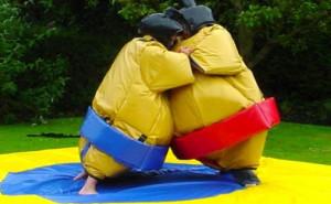 Costumes de Sumo gonflables - Devis sur Techni-Contact.com - 1
