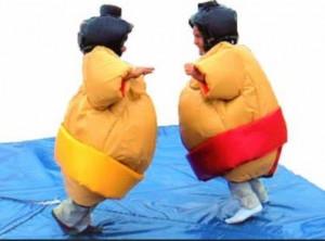 Costumes de Sumo gonflables - Devis sur Techni-Contact.com - 2