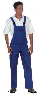 Cotte à bretelles bleue - Devis sur Techni-Contact.com - 1