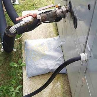Coussins absorbants hydrocarbures - Devis sur Techni-Contact.com - 2