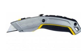 Couteau en alu double lames rétractables - Devis sur Techni-Contact.com - 1