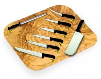 Couteaux de boucher professionnel - Devis sur Techni-Contact.com - 1