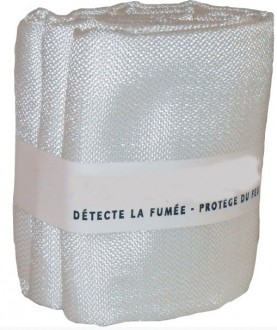 Couverture anti feu en fibre de verres - Devis sur Techni-Contact.com - 1