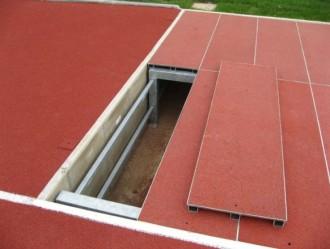 Couverture fosse steeple - Devis sur Techni-Contact.com - 1