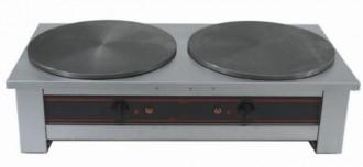 Crêpière électrique 2 plaques - Devis sur Techni-Contact.com - 1