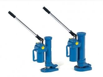 Cric hydraulique poids lourd - Devis sur Techni-Contact.com - 1