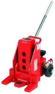Cric rouleur hydraulique poids lourd - Devis sur Techni-Contact.com - 2