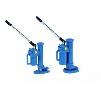Crics hydrauliques pour charges lourdes - Devis sur Techni-Contact.com - 1