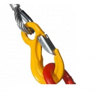 Crochet à œil en acier allié - Devis sur Techni-Contact.com - 1