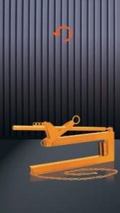 Crochet à tuyau automatique - Devis sur Techni-Contact.com - 1