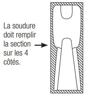 Crochet de levage à souder - Devis sur Techni-Contact.com - 2
