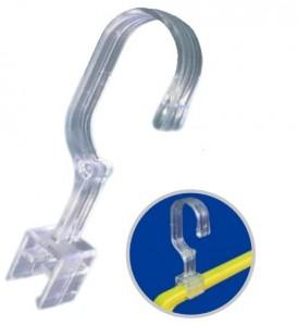 Crochet de suspension pour cadre ABS - Devis sur Techni-Contact.com - 2