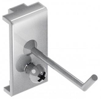 Crochet droit pour panneau porte outils - Devis sur Techni-Contact.com - 1
