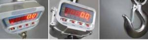 Crochet peseur pour poids lourds avec boîtier métallique - Devis sur Techni-Contact.com - 2