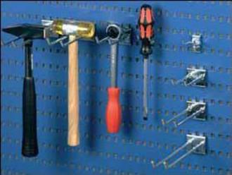 Crochet porte marteau - Devis sur Techni-Contact.com - 2