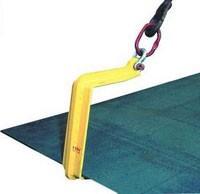 Crochets simples pour plaques horizontales utilisation par 4 avec palonnier 750 ou 1500 Kg - Devis sur Techni-Contact.com - 1