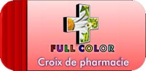 Croix de pharmacie à LED automatique - Devis sur Techni-Contact.com - 1