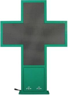 Croix de pharmacie à LED couleur - Devis sur Techni-Contact.com - 2