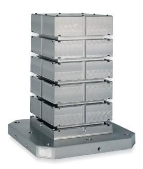 Cube de bridage rainuré - Devis sur Techni-Contact.com - 1