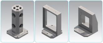 Cube de bridage spécial - Devis sur Techni-Contact.com - 3