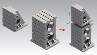 Cube de bridage spécial - Devis sur Techni-Contact.com - 5