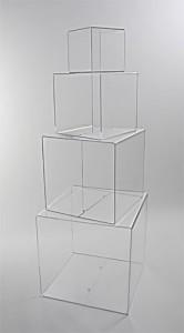 Cube de présentation plexi - Devis sur Techni-Contact.com - 2
