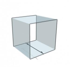 Cube de présentation plexi - Devis sur Techni-Contact.com - 3
