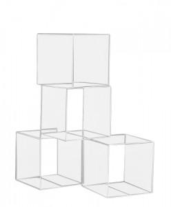 Cube de présentation plexi - Devis sur Techni-Contact.com - 4