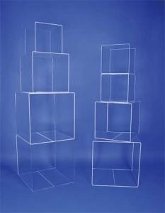 Cube de présentation plexi - Devis sur Techni-Contact.com - 5