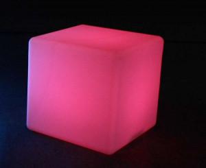 Cube lumineux à LED - Devis sur Techni-Contact.com - 2