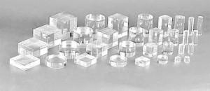 Cubes en plexiglas pour vitrines - Devis sur Techni-Contact.com - 1