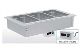 Cuve bain marie à eau - Devis sur Techni-Contact.com - 1