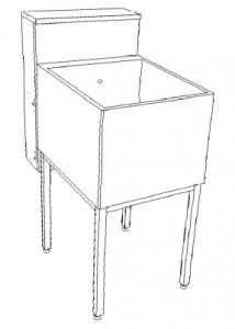 Cuve de nettoyage pour laboratoire - Devis sur Techni-Contact.com - 1