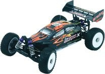 D&F Models buggy brush. Speedfighter-X - Devis sur Techni-Contact.com - 1