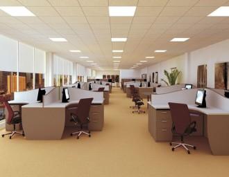Dalle LED plafond - Devis sur Techni-Contact.com - 1