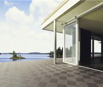 Dalles de terrasses - Marque suédoise - Garantie 10 ans - Devis sur Techni-Contact.com - 5