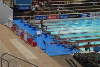 Dalles PVC pour rebord de piscine - Devis sur Techni-Contact.com - 1