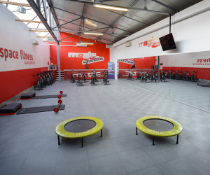 Dalles PVC salle fitness et crossfit - Devis sur Techni-Contact.com - 3