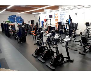 Dalles PVC salle fitness et crossfit - Devis sur Techni-Contact.com - 4